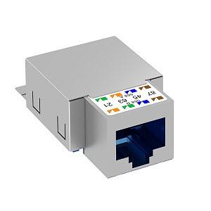 ASM-C6 G, Anschlussmodul CAT 6 geschirmt