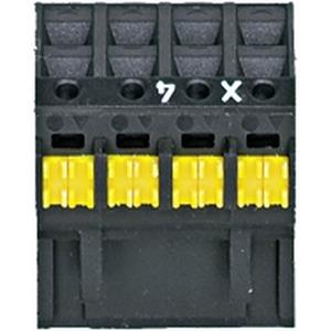 PNOZ s Setspring loaded terminals 22,5mm