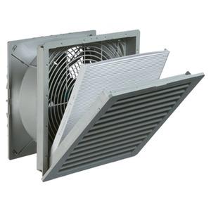 PF 65.000 230V AC IP54 RAL7035, 4. Gen.-Filterlüfter 480 m³/h PF 65.000 230V AC IP54 RAL7035
