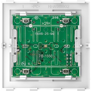 MEG5113-6000, Wiser Taster-Modul, 1fach, System Design