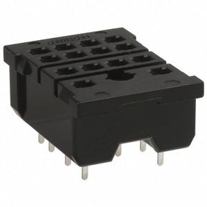 PY14-02, Sockel für Leiterplattenmontage, 14-polig
