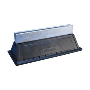 PSF16D, nVent CADDY Pyramid ST Nicht verstellbarer Strut-Schienenträger, 406 mm x 163 mm (16 x 6,4)