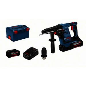 GBH 36 VF-LI Plus, Akku-Bohrhammer mit SDS plus GBH 36 VF-LI Plus, 2 x 4.0 Ah Li-Ion Akku, L-BOXX