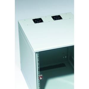 NT Box Flanschplatte, mit Aktivlüfter, verpackt