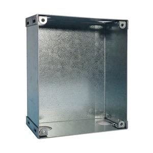 UPK 806, Unterputzkasten, für 6 Flächentaster