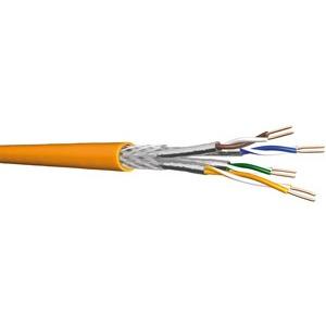 UC900 HS23 C7 S/FTP 4P LSHF 100RW, Kat.7,S/FTP,AWG23,4P,LSHF,100m,orange