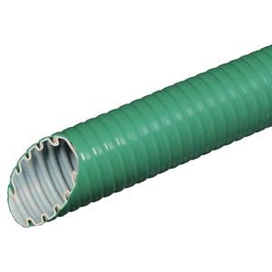 FFKuS-EM-F 20 grün, Mittleres Kunststoff Wellrohr FFKuS-EM-F 20 biegsam grün