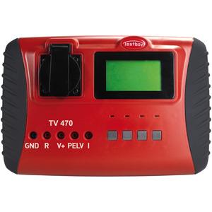 HVDETESTBC, VDE-Tester für VDE-Norm 0701/0702 und 0751 incl. Barcodeleser, Software und USB-Anschluss