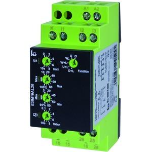 E3IM10AL20 230V AC, Stromüberwachung 1-phasig, 10A, Multifunktion, 2 Wechsler