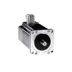 3-phasiger Schrittmotor, 4,8 Nm, Welle Ø 12mm, L=98mm, ohne Bremse, Klemmenk.