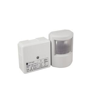 Präsenzmelder mit Stromversorgung, 2,3kW, 230 V, IP42