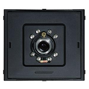 2-Draht Farb-Kamera-Modul, 1/4' CCD Sensor, 77° Horiz.winkel, 58° Vert.winkel, Schwenkbereich h. und v. +/- 20°.