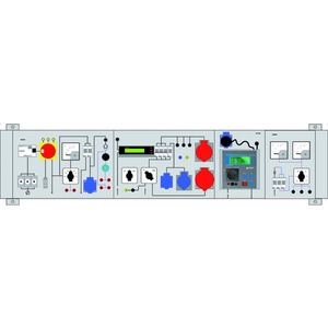 MAS-PMD 2400 T, Stationäre Prüftafel
