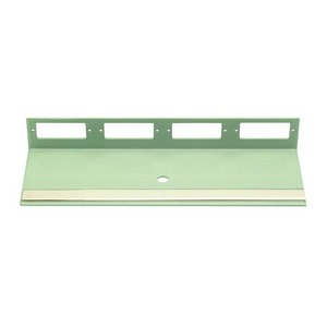 Verteilerplatte für Kompakt-Spleißbox, 6 LC-D