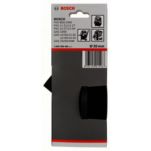 Saugbürste, Saugbürste rund für Bosch-Sauger mit 35-mm-Rohren