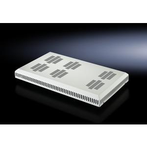 DK 5502.010, Lüfterbleche TS IT max. 3 Lüfter, RAL 7035