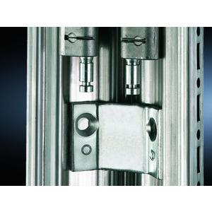 TS 8800.490, Anreihverbinder außen, für TS/TS, Stahlblech, verzinkt, Preis per VPE, VPE = 6 Stück