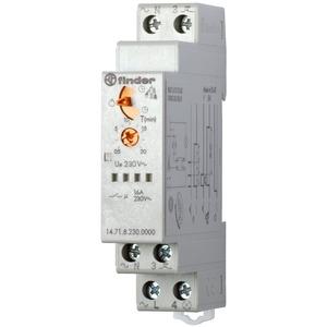 14.71.8.230.0000, Treppenhaus-Lichtautomat, Servicefunktion, 1 Schließer 16 A, für 230 V AC