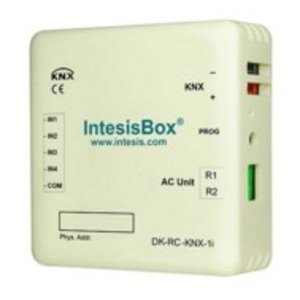 DK-RC-KNX-1i, IntesisBox KNX Interface für DAIKIN AC (SKY & VRV) mit 4 Binäreingänge