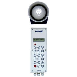 D 9003, Industriesprechstelle