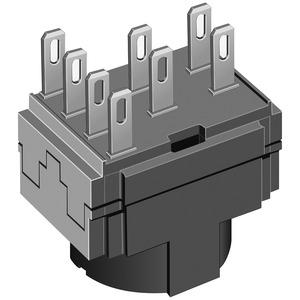 Sprungschaltelement SP 1S L/S Ag