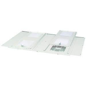 NWS-BAF/81000/M, Bodenplatte, für BxT=800x1000mm, +Filter, montiert