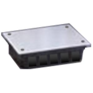 E-C557, Iddero Einbau UP-Dose für den HC3-KNX