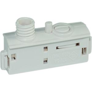 Facilita Adapter für Kabel/Pendelrohr weiß, Facilita Adapter für Kabel/Pendelrohr weiß