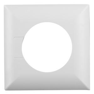 Clip-Designrahmen eckig PD3N-DE weiß matt, ähnlic, Designrahmen eckig für PD3 83x83x8  incl. Slide Square Cover