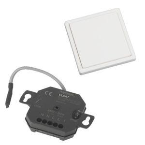 Set Lichtsteuerung Easywave 868 MHz mit Sensortaster RTS05 EIN/aus