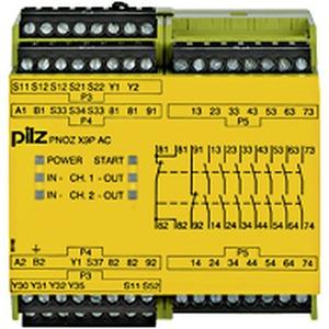 PNOZ X9P 24DC 24-240VACDC 7no 2nc 2so