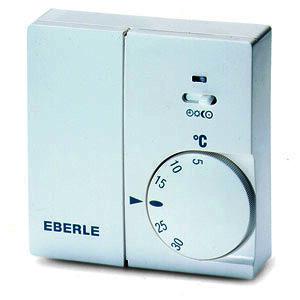 INSTAT 868-r1, Uhrenthermostat INSTAT 868-r1, mit Funksender und analoger Temperatureinstellung