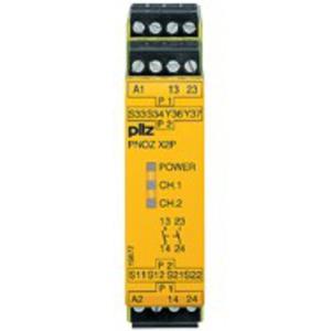 774730, PNOZ X4 24VDC 3n/o 1n/c