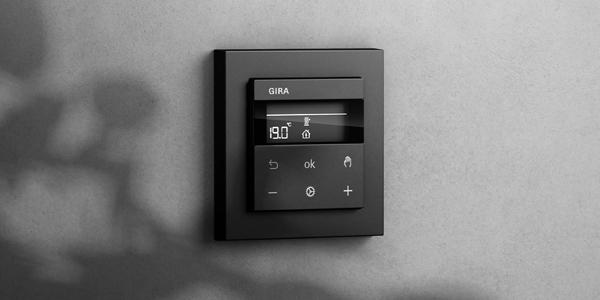 Gira - Raumtemperaturregelung