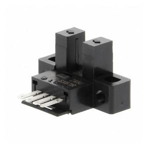EE-SX671R, Optischer Mikrosensor, Steckplatz, L-Form, L-Ein/D-Ein wählbar, PNP, Steckverbinder