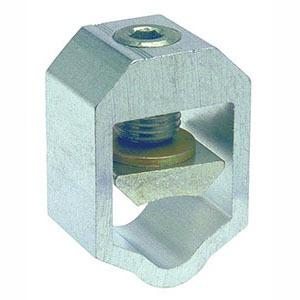 HEL-4837, V-Direktanschlussklemme, AL, Einleiter-Anschluss, 90°/120°, 120-240sm/150-300se