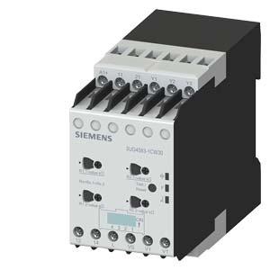 3UG4583-1CW30, Isolations-Überwachungsrelais für ungeerdete (IT-) Netze bis 400V AC, 15-400Hz u