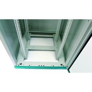 NWS-FR/VT3/6620/M, Festrahmen, Variante 3, für 19 Zoll Schrank BxTxH=600x600x2025mm, 42HE, montiert