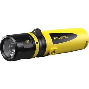 EX7 Handliche EX-Taschenlampe für Ex-Zone 0/20 mit Advanced Focus System