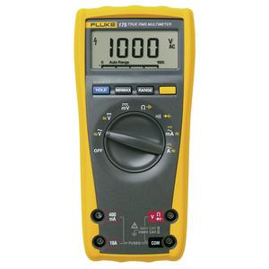 FLUKE-175 EGFID, Fluke 175 Echteffektiv DMM mit Kapzitäts- und Frequenzmessung