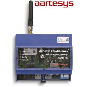 EasyGateway 3G HSPA+, EasyGateway 3G, für Fernzugriff über 2G/3G Mobilfunk
