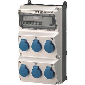 930001, AMAXX Steckdosen-Kombination, IP44
