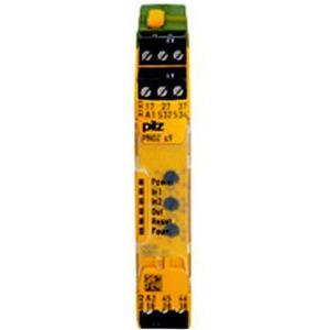 751107, PNOZ s7 C 24VDC 4 n/o 1 n/c