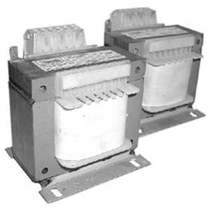 SSTD 0/400/80..400, Einphasen-Stufentransformator für 3 Phasen-Netze V-Schaltung,  Nennstrom: 4,0 A