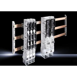 SV 9346.000, NH-Sicherungs-Lastschaltleiste Gr.00, 160A, 3-polig, Rahmenklemme (60 mm)