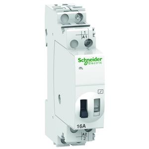 Fernschalter iTL, 2P, 2 S, 16A, Spule 110VDC, 230-240VAC 50/60Hz