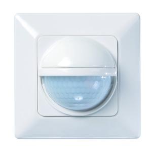 LUXA 103-200, Bewegungsmelder für Wandmontage UP, Lichtst., 200°, max. R=8m, IP 40