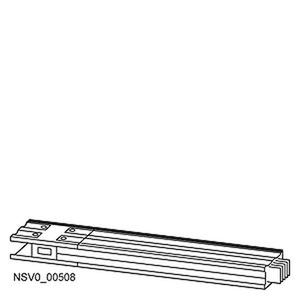 BVP:261502, BD2A-3-630-SO-1 STANDARDLAENGE 1,25M 630A, N + PE, OHNE ABGANGSSTELLEN