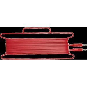 TR25, TR25, rote Haspel m. 25m Meßleitung