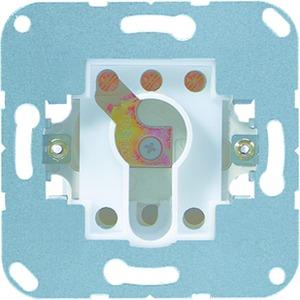 Schlüsselschalter, 10 AX, 250 V ~, Jalousie-Wendeschalter 1-polig